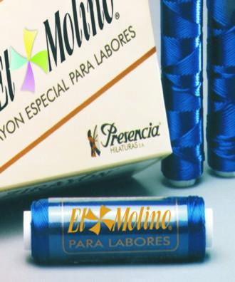 Bobina de 25 gramos EL MOLINO