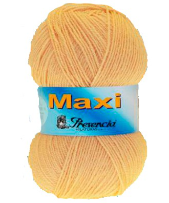 "100 grams yarn ball ""MAXI"""