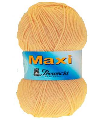 """Ovillo de 100 gramos de lana """"MAXI"""""""