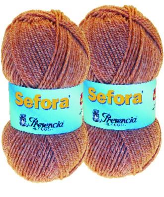 """Ovillo de 100 gramos de lana """"SEFORA"""""""