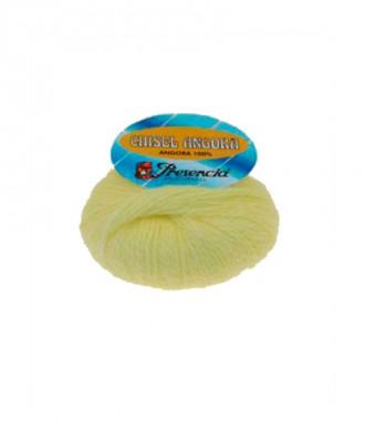 "Ovillo de 10 gramos de lana ""CHISEL ANGORA"""