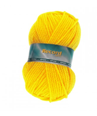 "100 gr. ball ""RECORD"" yarn"