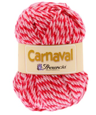 "100 grams yarn ball ""CARNAVAL"""