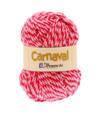 "100 grams yarn ball ""CARNAVAL"""