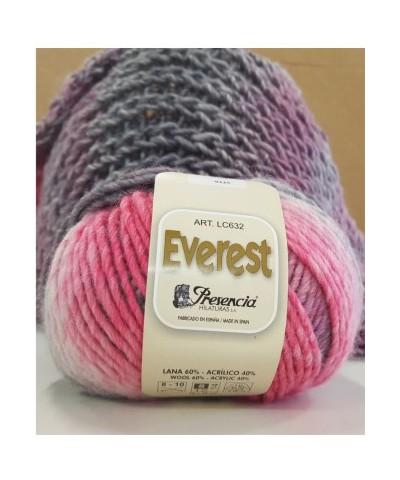 "Ovillo de 100 gramos de lana""EVEREST"""
