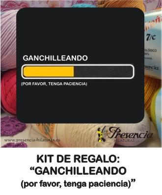 Kit regalo: GANCHILLEANDO