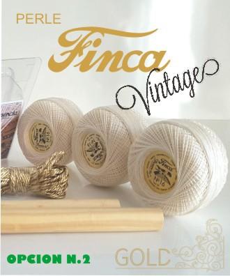 Finca Vintage Gold Edition Optión 2