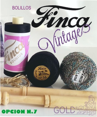 Finca Vintage Gold Edition Option 7